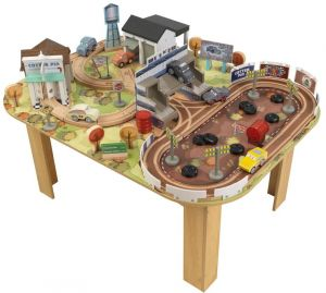 kidkraft metropolis train table-set | Kidkraft,Genexx,Stealstreet ...