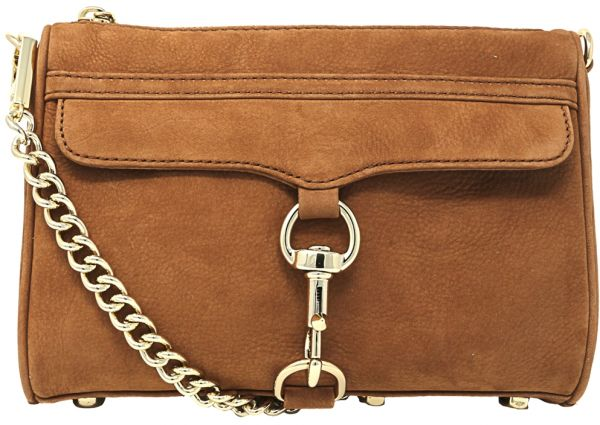 Rebecca Minkoff Bag For Women Brown Crossbody Bags