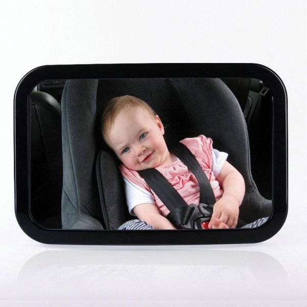 Back Seat Mirror Adjustable Baby Car For And Mom Rear Facing View