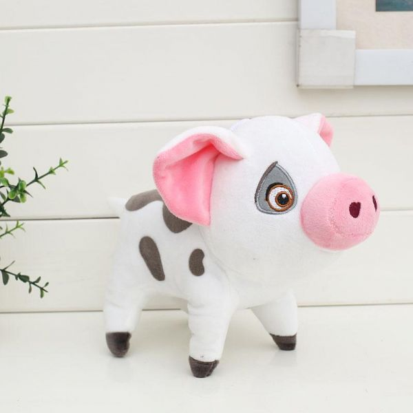 disney moana pet pig pua soft doll stuffed animal plush toy kids