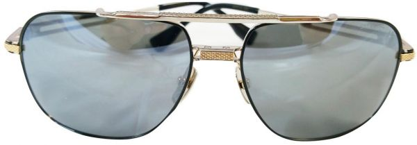 e7aa04c8491 Dita Victoire DRX 2049 Sunglasses with Gold brushed  Black frame and ...