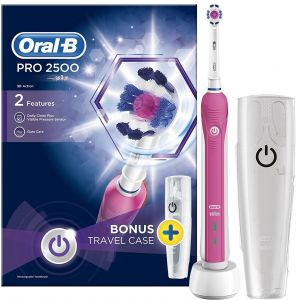 Buy Oral B Pro 3000 Crossaction Electric Rechargeable