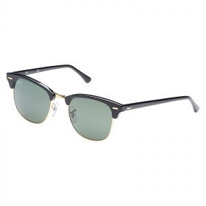 8db8926295 Ray Ban Clubmaster Unisex Sunglasses - RB3016W036-W0365 - 51-50 -25-145 mm