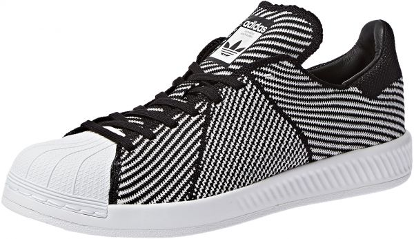 adidas Originals Superstar Bounce Prime Knit Sneakers for Men