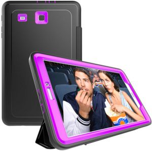 b7a076940ac Shockproof Kids Safe Case For Samsung Galaxy Tab E 9.6 T560 Cover Funda Tablet  Armor Heavy Duty Silicone Hard Shell