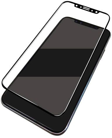 Qawafl - Iphone X Full Cover Japanese Tempered Glass Screen Protector