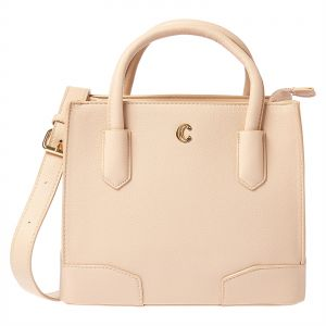 Charming Charlie Tote Bags For Women Beige