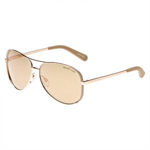 5a34f2ac7 Michael Kors Aviator Sunglasses For Women - MK5004-101-7R1-59 - 59-30-135 mm