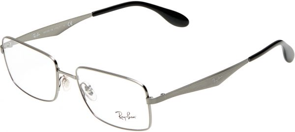 f040d02c6a Ray-Ban Rectangle Men s Medical Glasses - RB 6329 2553 - 55-18-145 ...