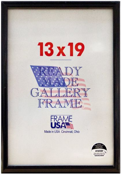 Souq | 13 x 19 Deluxe Poster Frame / Picture Frame w/Plexi-glass 13 ...