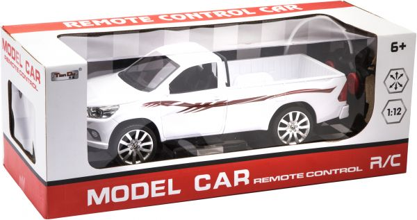 Model Car Hilux Pickup With Remote Control For Boys 6312 3 Ksa