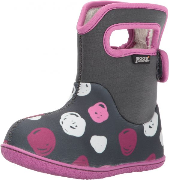 0f57f3944116 Bogs Baby Bogs Waterproof Insulated Toddler Kids Rain Boots for Boys and  Girls