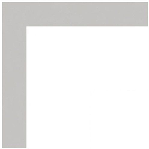 Picture Frame Raw White .. 1\'\' wide 11 x 18\