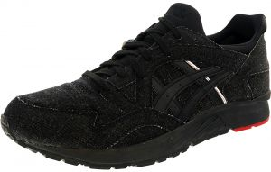 Asics Gel-Lyte V Running Shoes for Men, Black