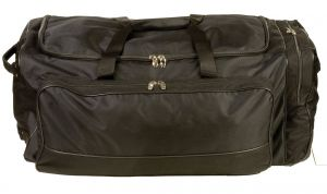 628a3a2a49d7 Champion Sports Wheeled Equipment Bag  Large Nylon Athletic Travel Bag with  Wheels for Baseball