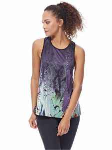 2d7ccd8aa6a2d Adidas Climachill Pleated Sports Tank Top For Women