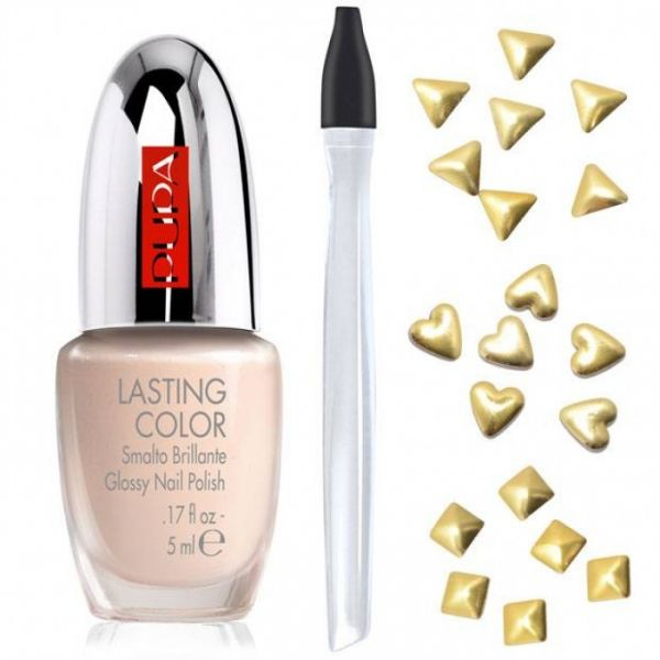 Pupa Nail Art Mania Glam Jewels Number 1 Gold Souq Egypt