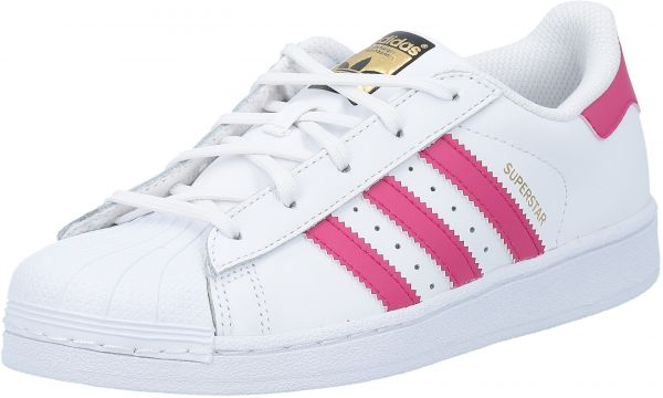 adidas originals Superstar Foundation Sneaker For Girls