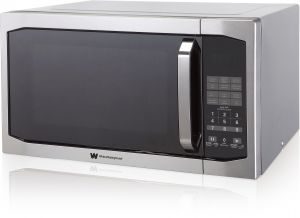 White Westinghouse Microwave Oven With