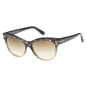 d091cfa81 Tom Ford Butterfly Women's Sunglasses - FT0430-20P - 56-16-140mm
