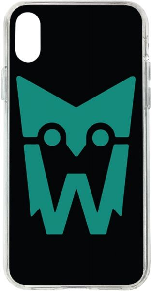 Switch Apple iPhone X Clear Case Owl - Multi Color