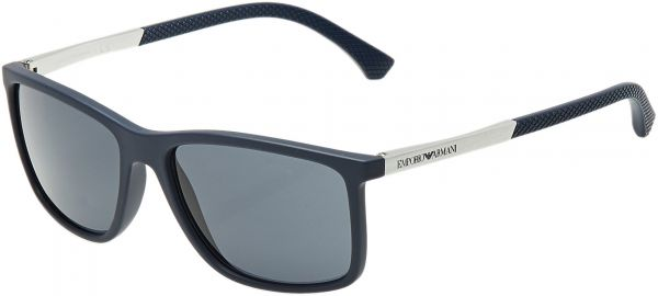 463698231fc Emporio Armani Rectangle Men s Sunglasses - SEAR 4058 5474 87 - 58-17-140 mm