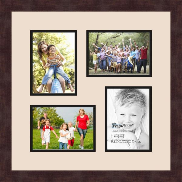 Art to Frames Double-Multimat-298-825/89-FRBW26061 Collage Frame ...