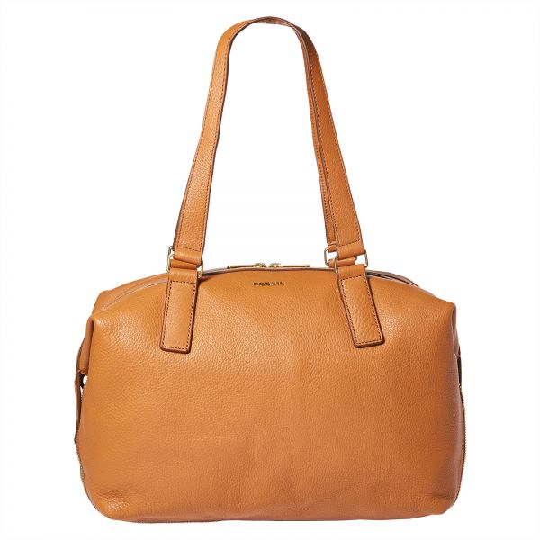 Fossil Bag For Women Camel Tote Bags