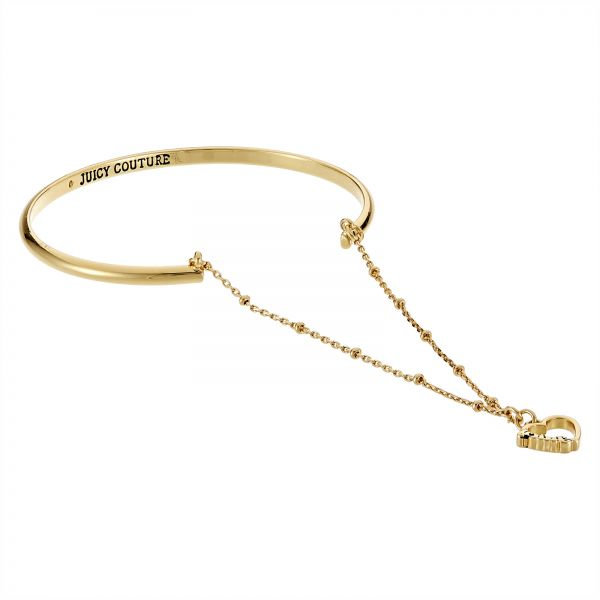 ee8e4cfd7 Juicy Couture JCWJW57451 Gold Plated Bangle for Women   مصر   سوق