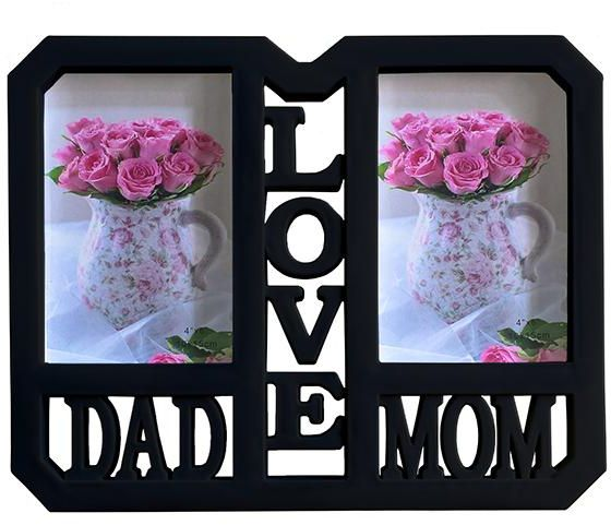 Dad Love Mom Photo Frame Bd He 21 Souq Uae