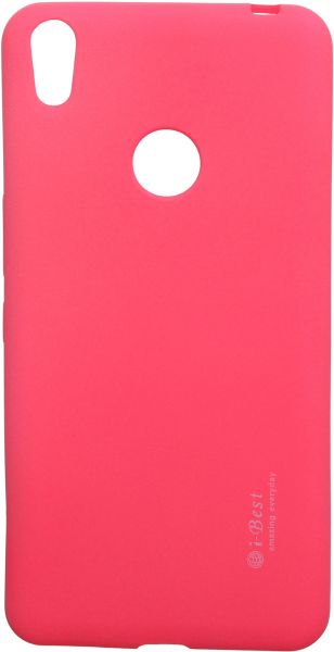 buy popular 55eae 1982f I-Best Back Cover For Tecno Camon CX, Pink