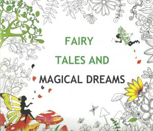 Books Dreams Forever Coloring Book