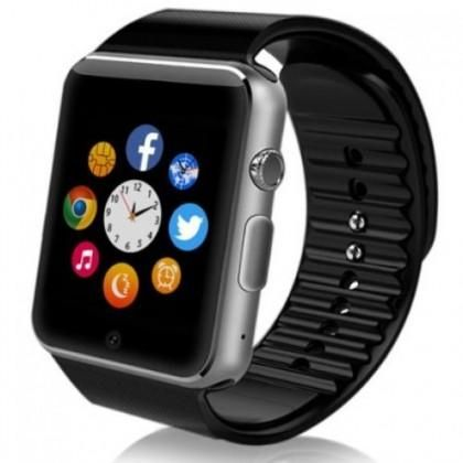 0833a2ac494a0 Smart 2030 Smart Watch Silicone Band For Android   iOS