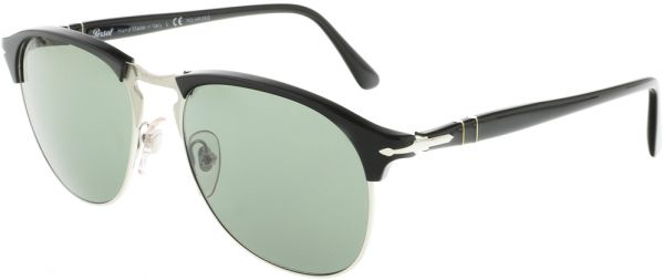 95df82ae2d5a Persol Clubmaster Men's Sunglasses - PO8649S-95/58-56 - 56-18- 145mm ...