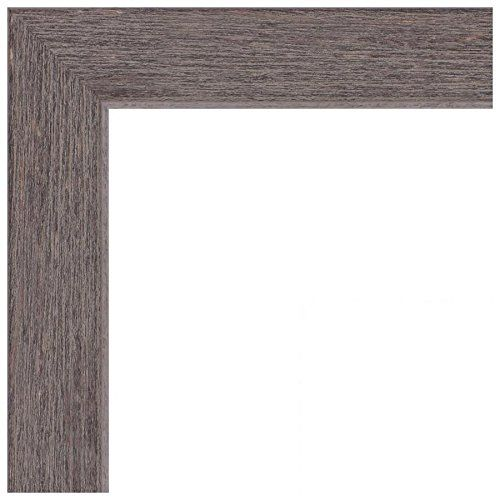 Picture Frame Gray Rustic Barnwood .. 1.25\'\' wide 5 x 11\