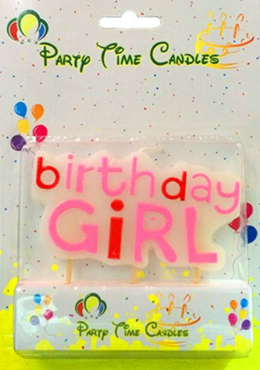 souq party time letters words birthdays candle unscented kuwait