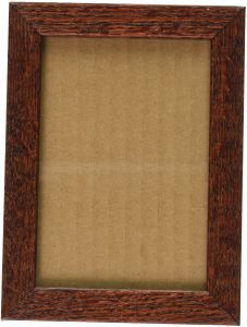 Picture Frame White Stain On Red Oak 625 Wide 6 X 11 2WOM0066 81784 YCHY 6x11