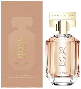 f2f5f12df Boss The Scent For Her by Hugo Boss for Women - Eau de Parfum, 100 ml