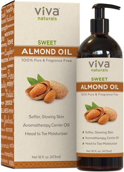 sweet almond oil for skin