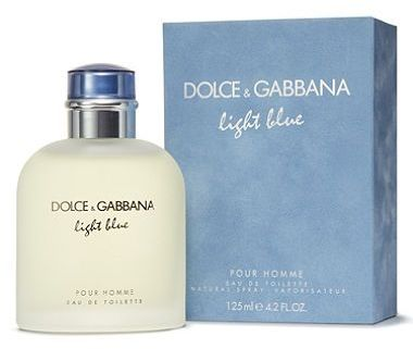 30b7a78bf Light Blue by Dolce & Gabbana for Men - Eau de Toilette, 125ml ...
