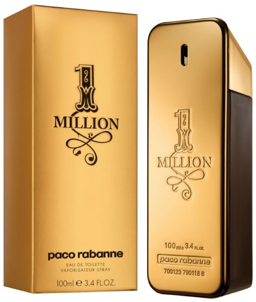Paco For Eau Men Toilette100ml De 1 By Million Rabanne UzSVMp