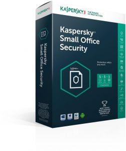 KASPERSKY SMALL OFFICE SECURITY V5 - FIVE PLUS FIVE PLUS ONE USER