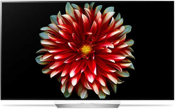 LG 65 Inch 4K Ultra HD Smart TV - OLED65B7V