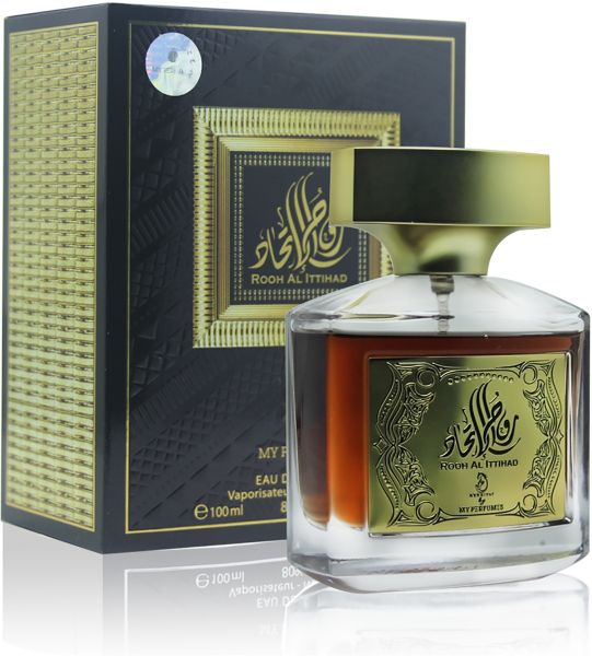 8192ce11fb23 Arabiyat Rooh Al Ittihad Gold For Unisex 100ml - Eau de Parfum ...