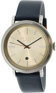 1f589a0f1e688 Ted Baker Ted Baker Connor Unisex Beige Dial Leather Band Watch - 15062001