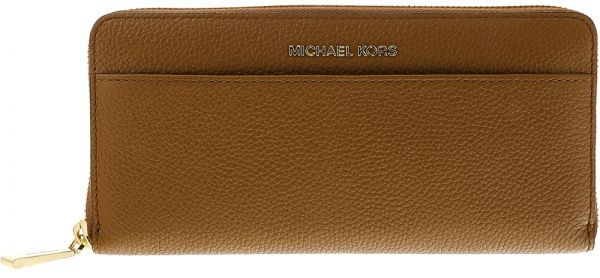 467435593e375a Michael Kors Mercer Continental Zip Around Wallet for Women, Leather ...