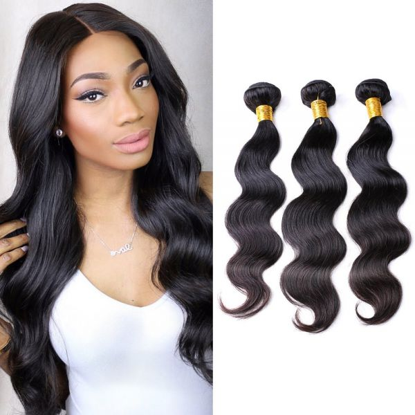Souq Fdx Hair Brazilian Virgin Hair Body Wave Remy Human Hair 3
