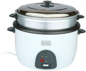 ad047f9cdd4 Black   Decker 4.5 Liter Metal Rice Cooker - RC4500-B5