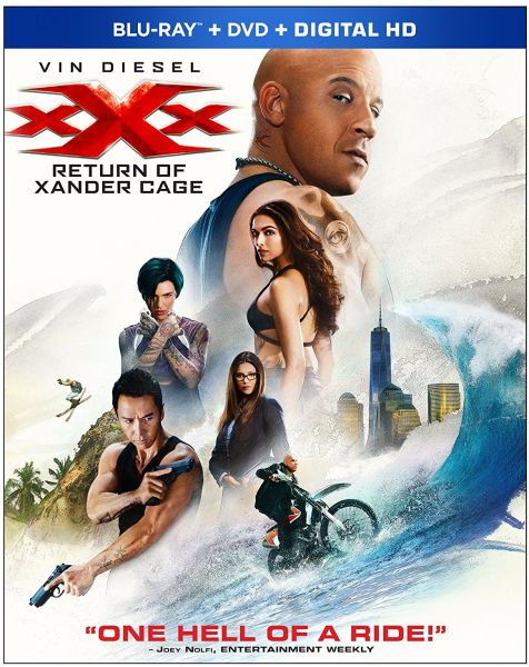 xXx - Return of Xander Cage (2017)