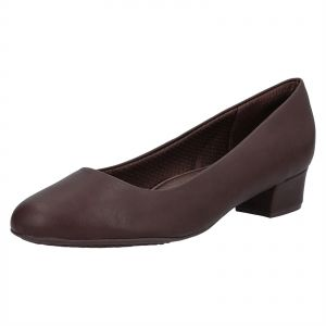 b6ea4acea39 Piccadilly Brown Heel For Women